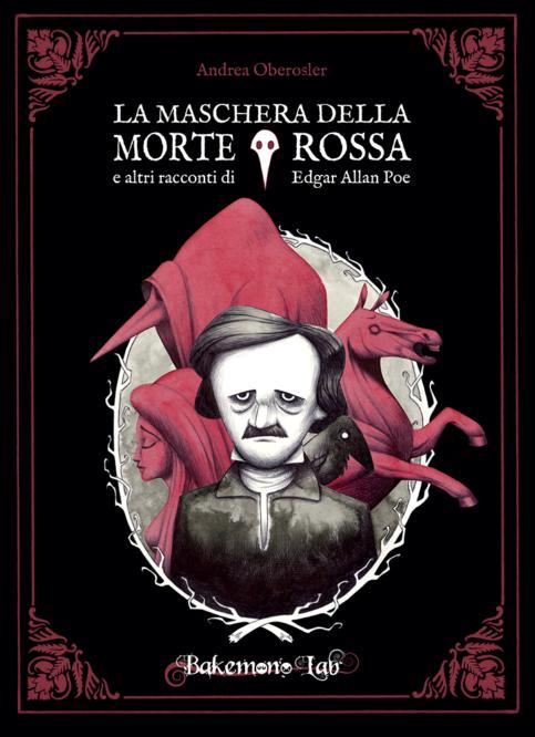 La maschera della morte rossa e altri racconti - Copertina