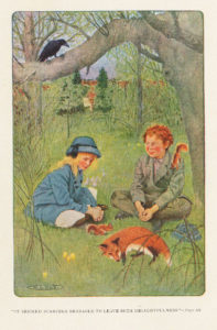 Houghton_AC85_B9345_911s_-_Secret_Garden,_1911_-_frontispiece