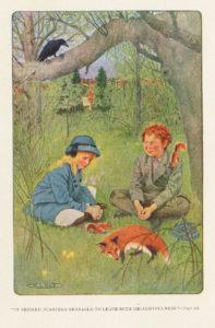 Houghton_AC85_B9345_911s_-_Secret_Garden,_1911_-_frontispiece